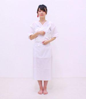 浴衣の補正2