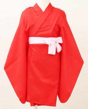 七五三 3歳女の子の着物 長襦袢
