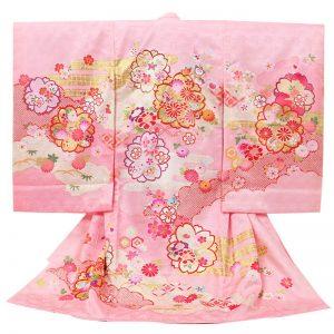 女の子の祝い着・産着 ~お宮参りの着物~
