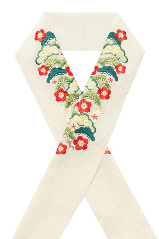 卒業式 着物 袴 必要なもの 小物 半衿